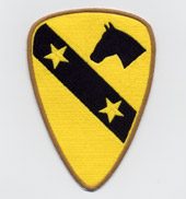 1st Cavalry Division - Distinctive Unit