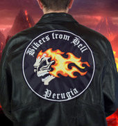 BACK PATCH BP7