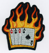 PLAYING CARDS (fiamme)