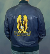 BACK patch EAGLE 19x26