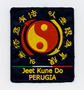 Toppa JEET KUNE DO Personalizzabile