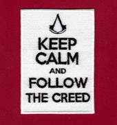 Keep Calm - CREED